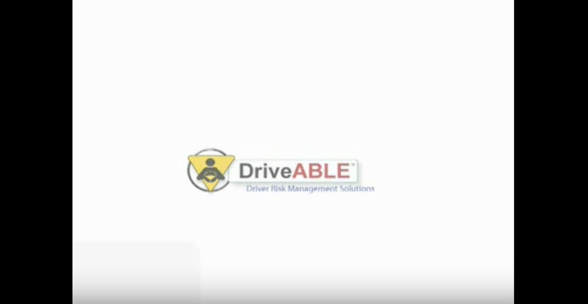 screenshot of DriveABLE Cognitive Assessment Tool Demonstration video